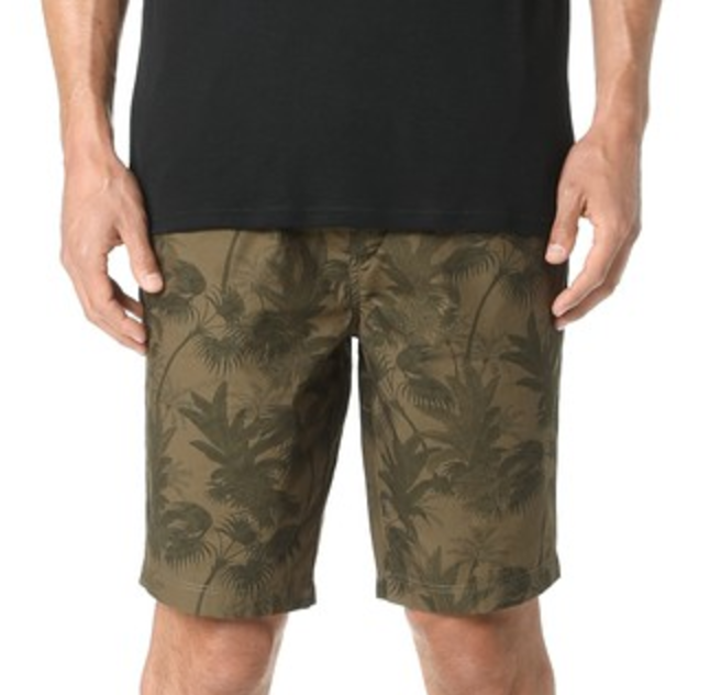 NATIVE YOUTH SHORTS