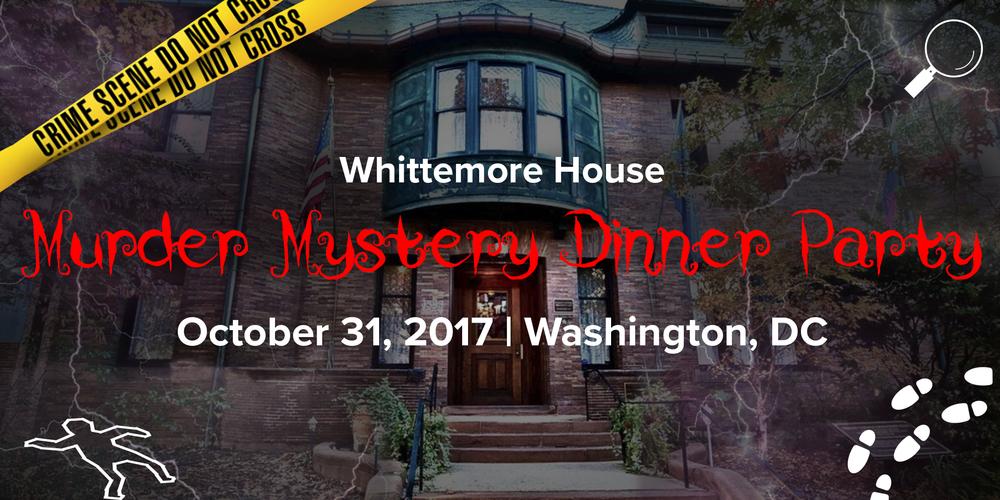 MURDER MYSTERY DC