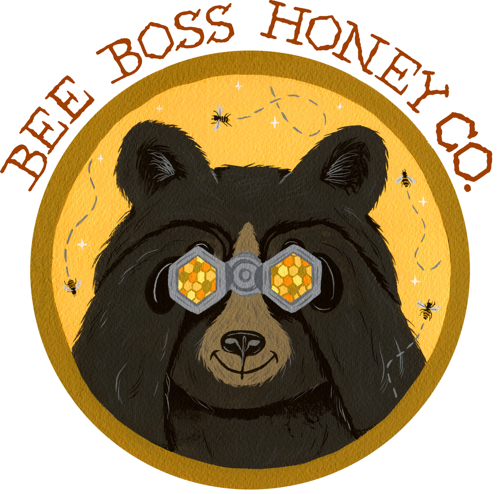 Bee Boss Honey Co Krista Perry