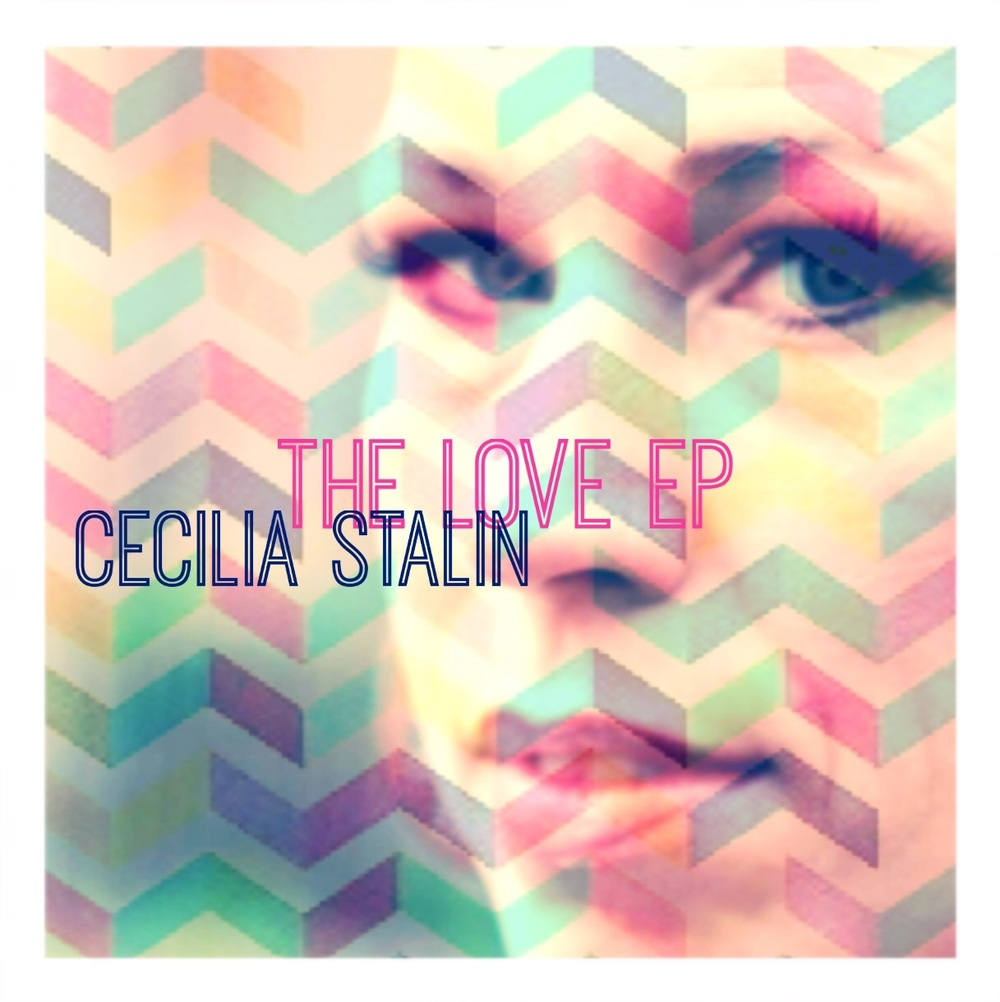 Front cover of The Love EP