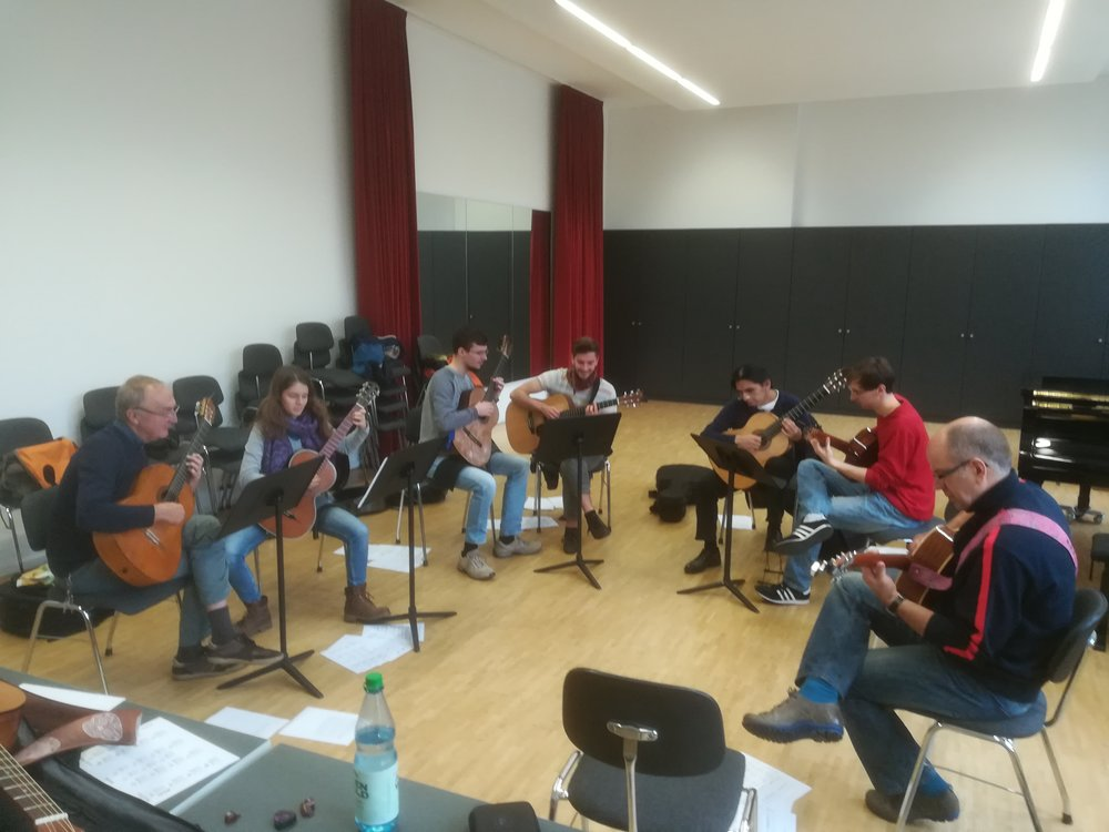 Guitar Workshop!