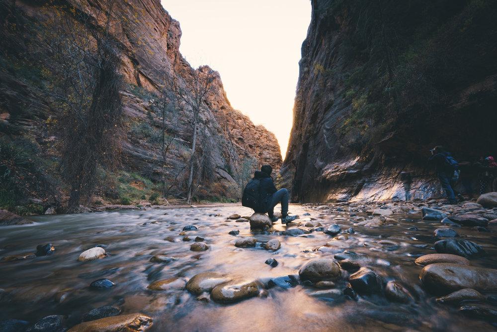 Entering  The Narrow