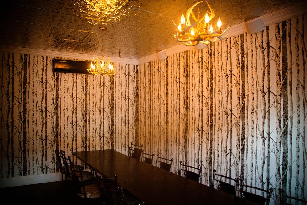 Smoke Tree BBQ Palm Springs interior dining