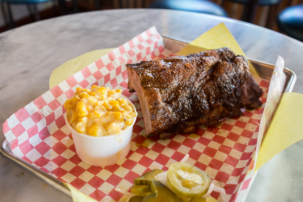 Smoke Tree BBQ Palm Springs ribs