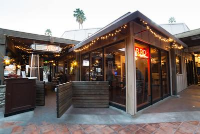 Smoke Tree BBQ Palm Springs exterior