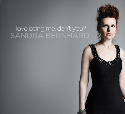 Sandra Bernhard White Widow