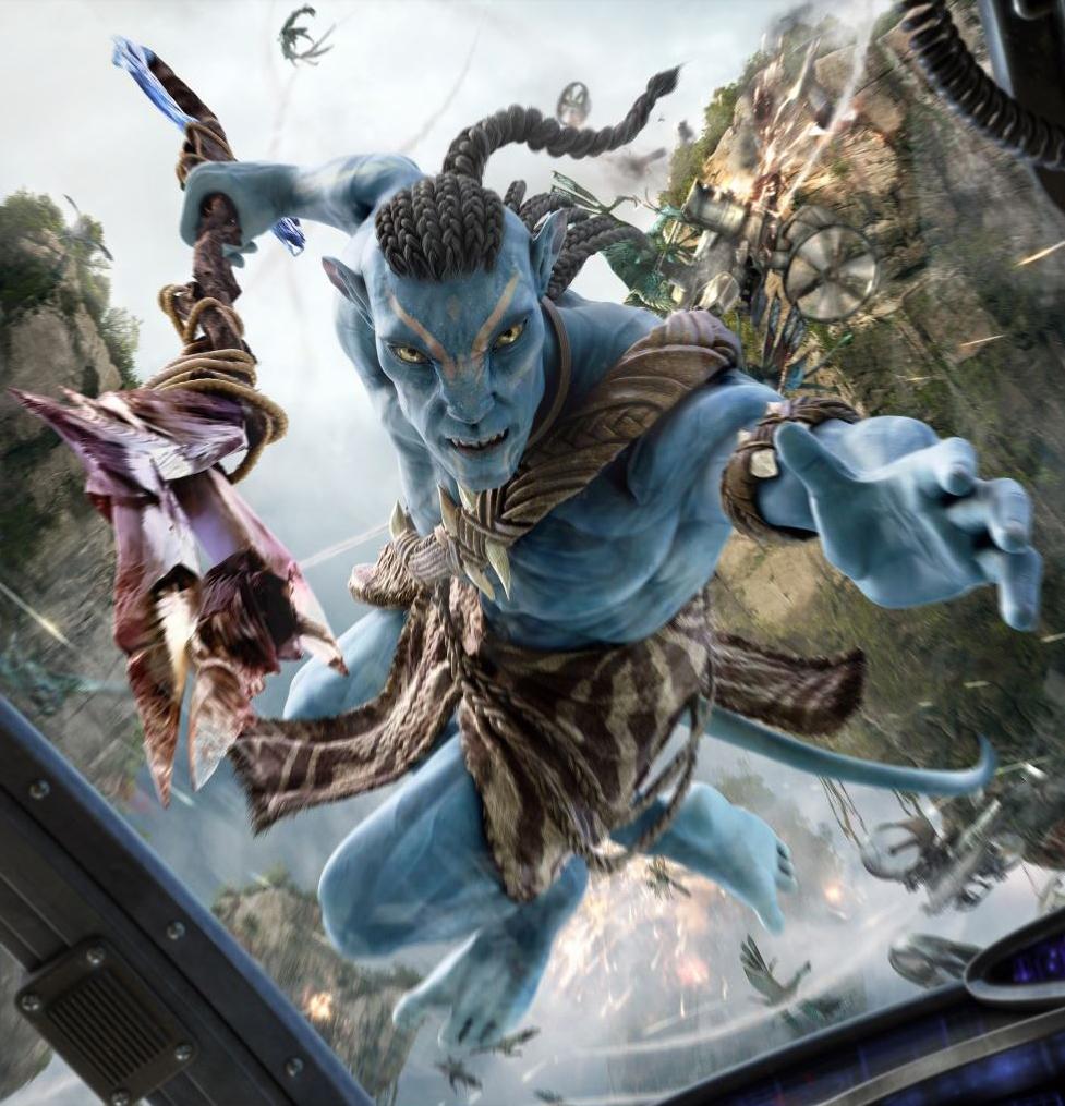 Next Avatar Movie Release Date: - Avatar The Game — STEVE JUBINVILLE