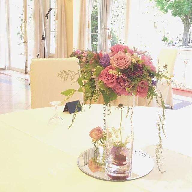ㅤㅤㅤㅤㅤㅤㅤㅤㅤㅤㅤㅤㅤ ㅤㅤㅤㅤㅤㅤㅤㅤㅤㅤㅤㅤㅤ ㅤㅤㅤㅤㅤㅤㅤㅤㅤㅤㅤㅤㅤ ㅤㅤㅤㅤㅤㅤㅤㅤㅤㅤㅤㅤㅤ #北島生花店 #つきみ野 #横浜うかい亭 #結婚式 #wedding #weddingflowers #ウエディング #arrangement  #アレンジメント #ゲストテーブル #花 #花のある暮らし