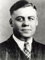 Inspector Samuel Cowley circa 1934 - Courtesy FBI