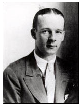 SA Herman Hollis, early 1930s - Courtesy FBI