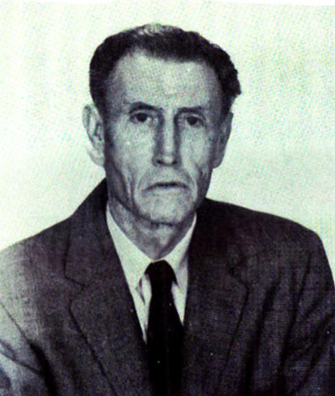 Special Agent Albert D. Mehegan
