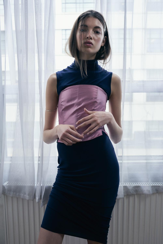 dress KATRINA WILSON