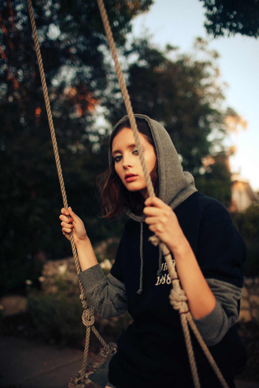 t-shirt  PHLEMUNS , hoodie  SLAP X HUF  skirt  CATERINA GATTA