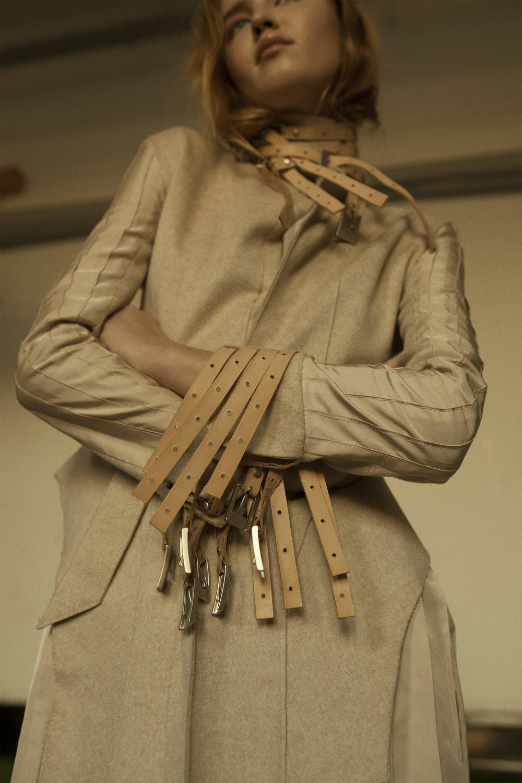 coat  POLOSOPHIA ,