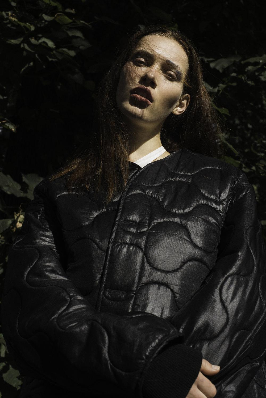 jacket  ASHLEY WILLIAMS , .
