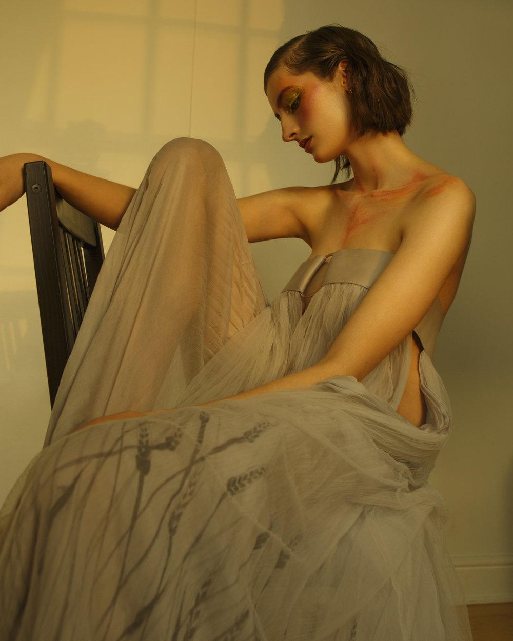 dress  DMITRY GOTSFRID