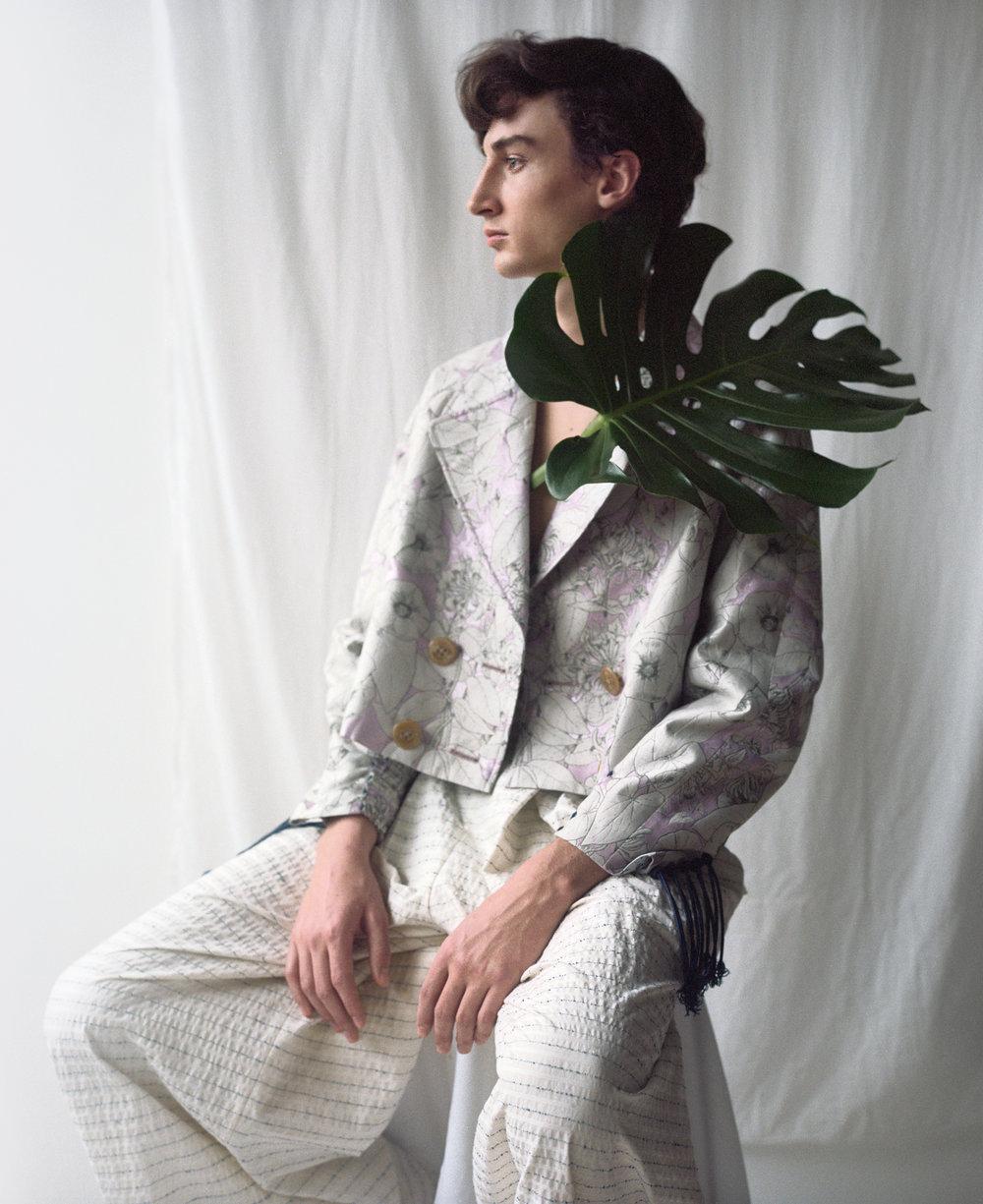 coat + pants DAWEI