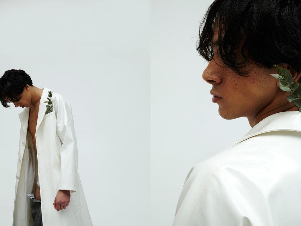 jacket ZHENHAO GUO