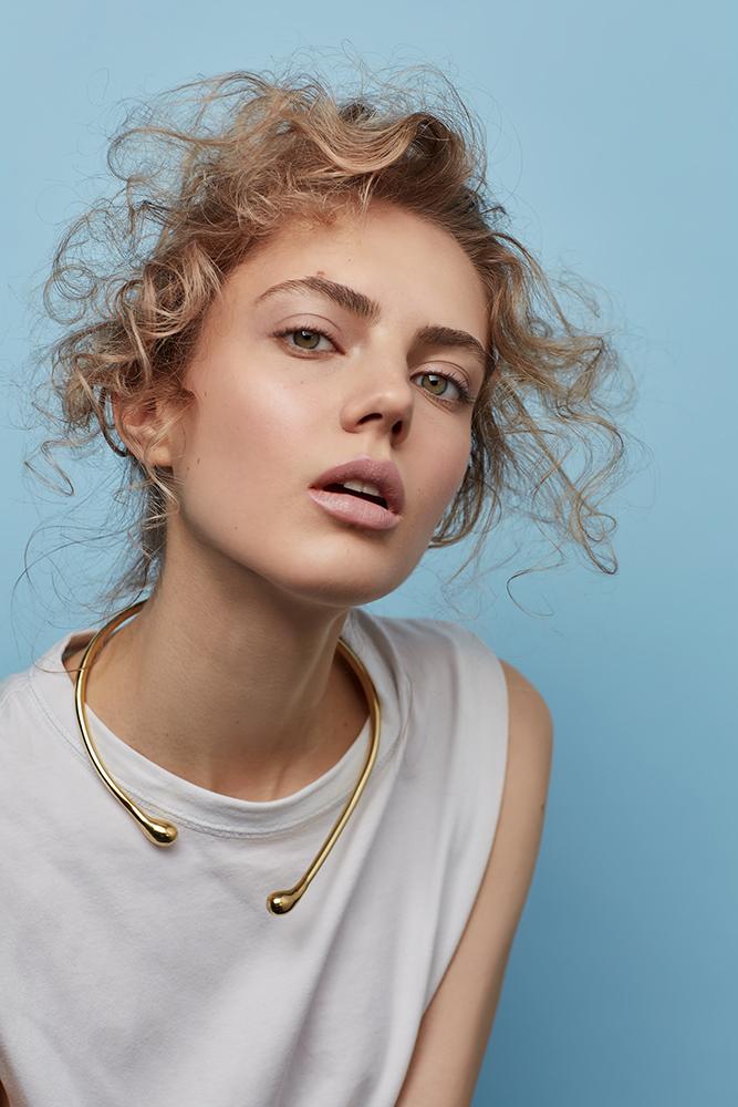 Top stylist's own, necklace Dinosaur Design