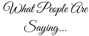 What people are saying