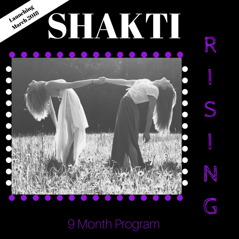 Dive Deep - Commit to a 9 month birthing process to shed the conditioning & limiting beliefs that are keeping you stuck, and enable you to rise into your wholeness.