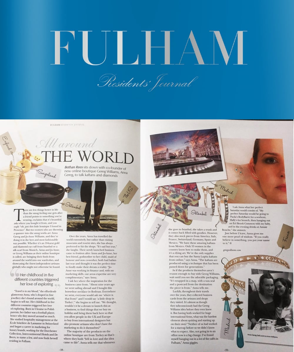 Fulham Residents Journal Anna Gereg.jpg
