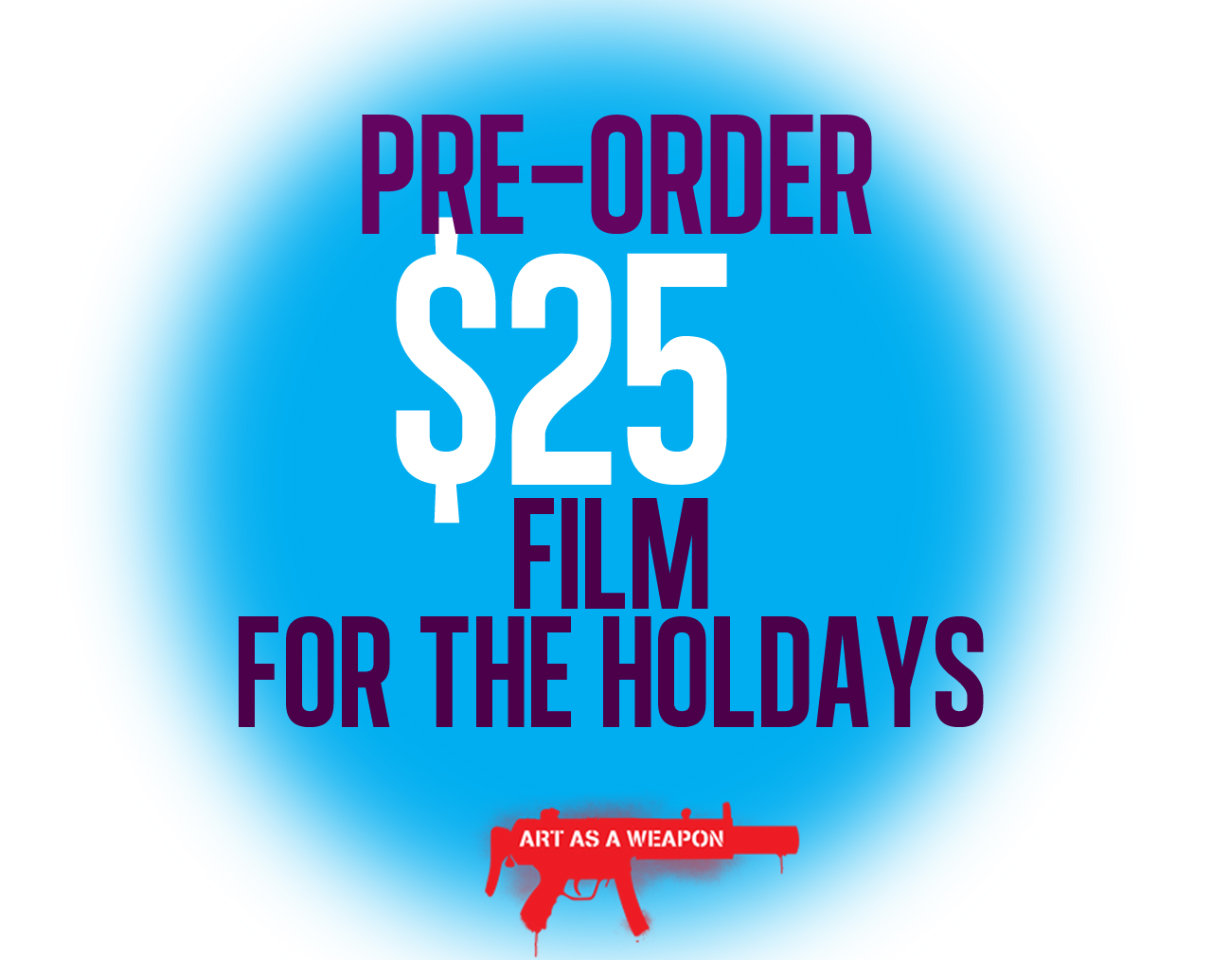 Happy Holidays! Why not give the gift of film, and help make our film a reality?   Just click on the picture above ^^