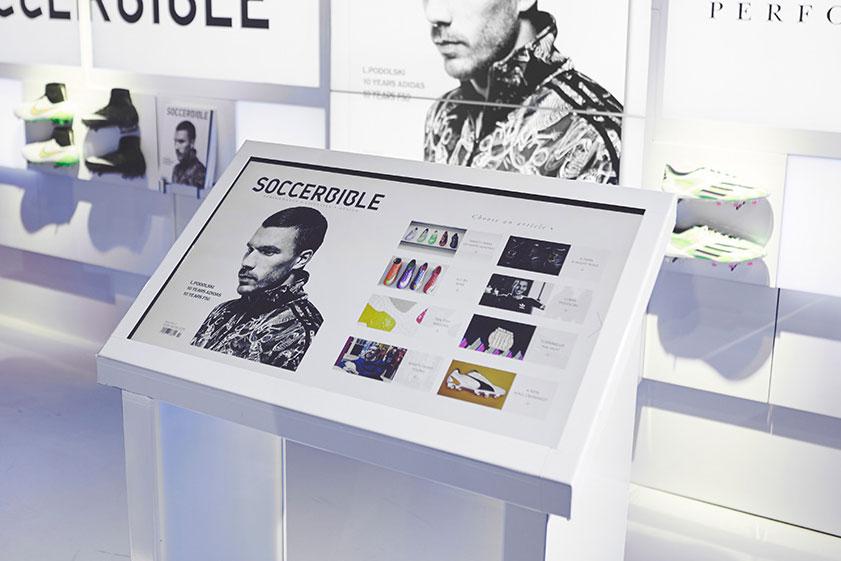 VIVID Digital Retail interactive retail solutions
