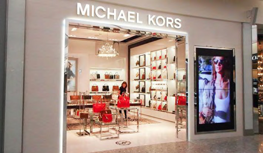 MICHAEL KORS | HEATHROW TERMINAL 2