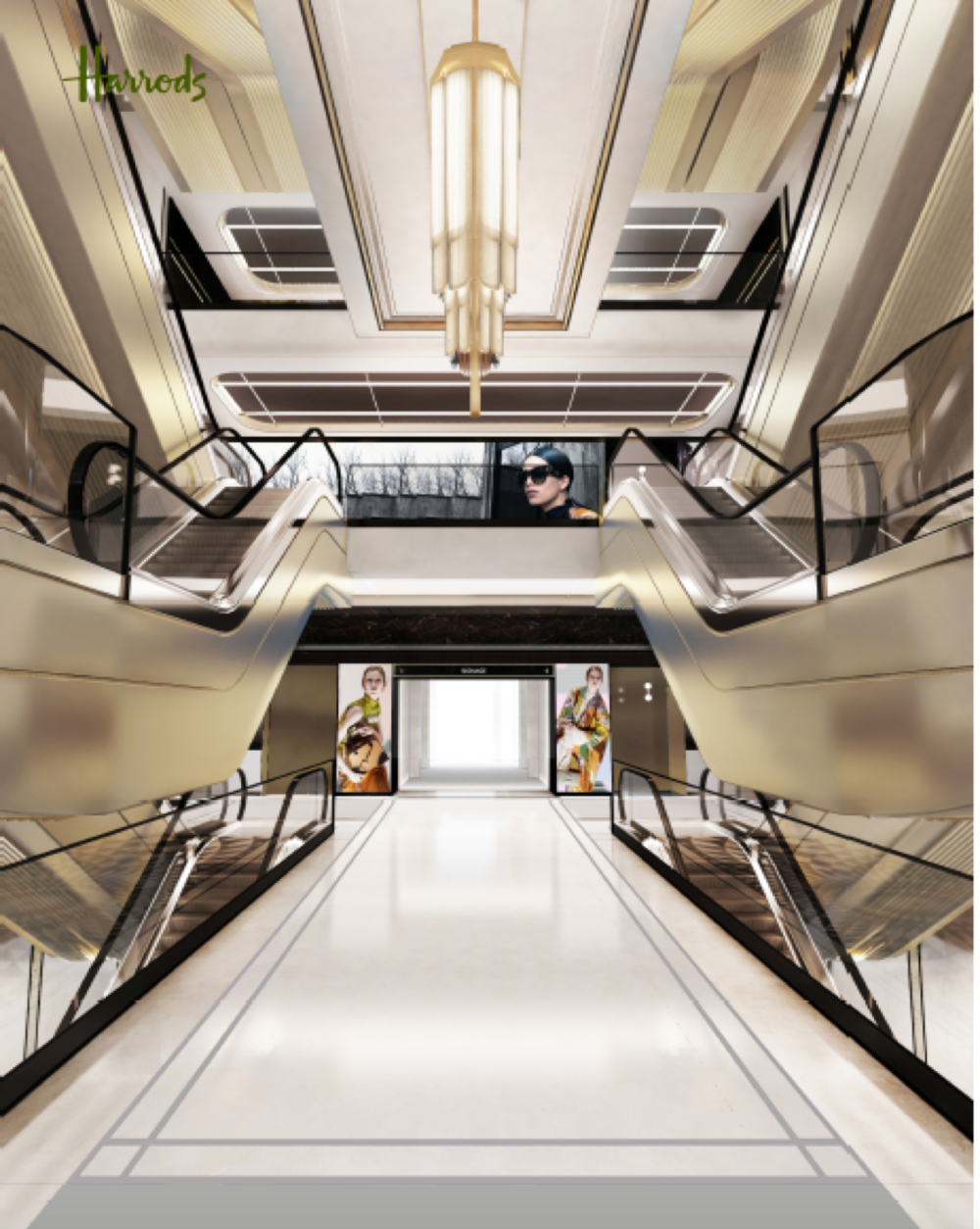 CONSULTANCY & STRATEGY |  HARRODS | KNIGHTSBRIDGE | MAKE ARCHITECTS