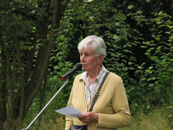 Secretaris Marieke Demeester