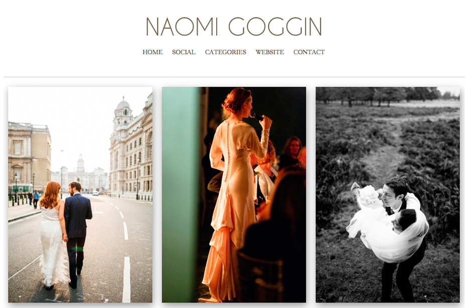 I was lucky enough to meet Naomi whilst she photographed my cousins wedding in April 2014, she was fantastic. Not only was she able to capture the day superbly, but she was so accomodating and encouraging when I talked with her during spare few minutes. She's got a wonderful shooting style and after seeing my cousin's photographs I was so impressed.   Check out her work here