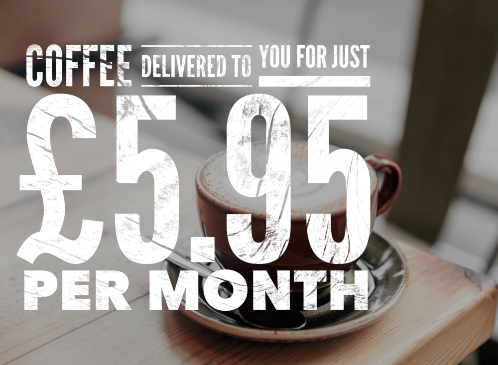 Coffee OFFER