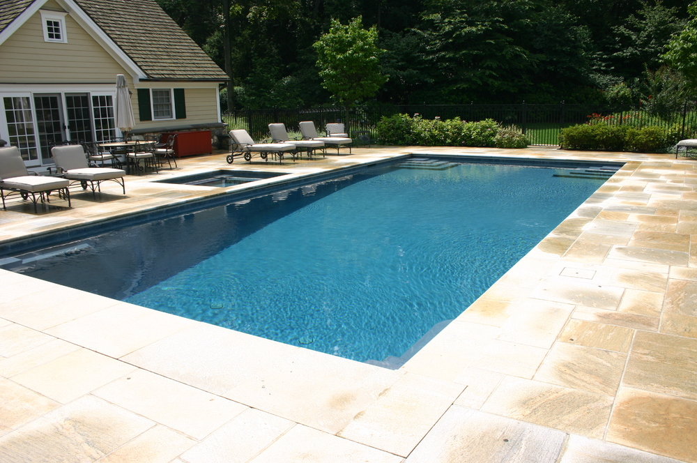 Ref ID  - Swimming Pool and Spa Design and Construction Greenwich, CT