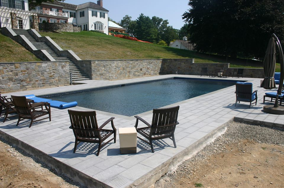 Ref ID  - Custom design pool area in Greenwich, CT