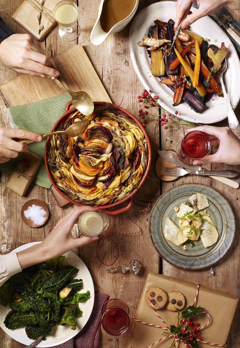 Made in Hackney: Vegan Christmas