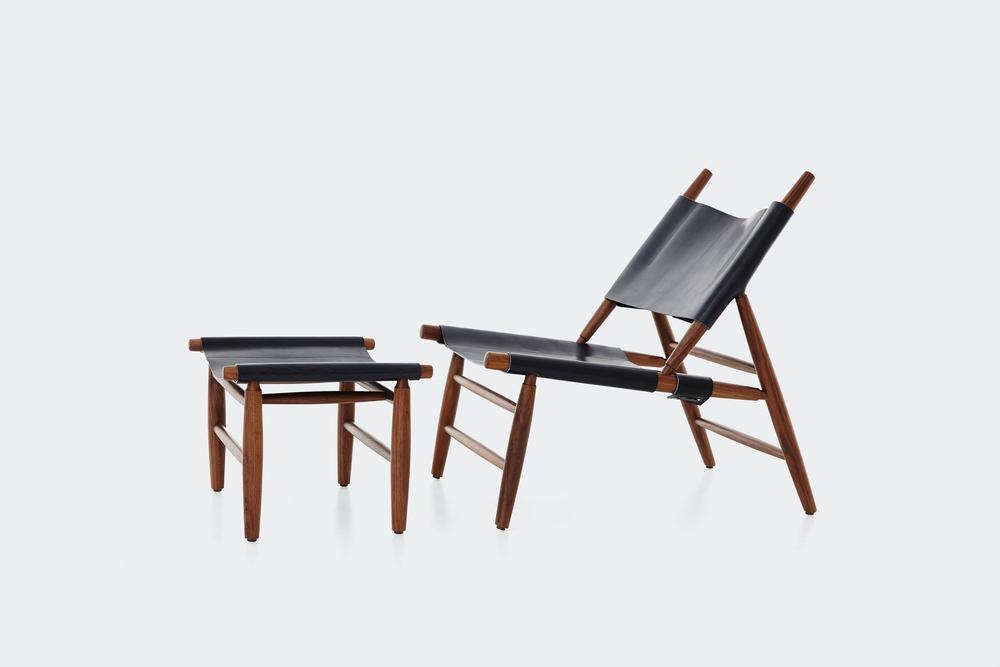 Triangle Chair Wohlert Triangle Chairu0026ottoman1 Wohlert Triangle  Chairu0026ottoman2.
