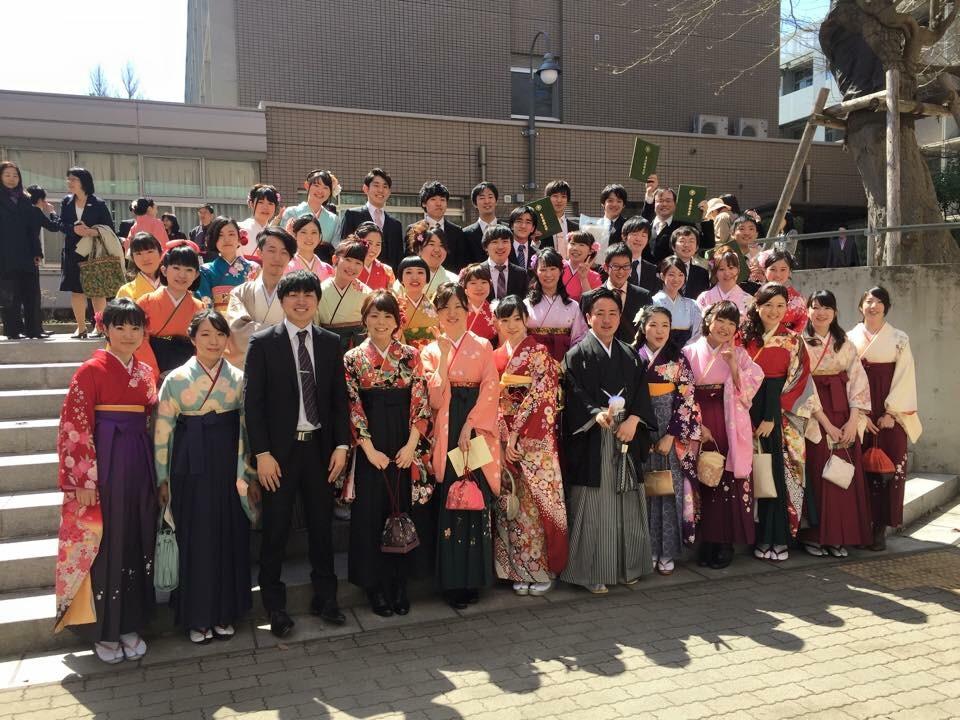 3月25日東京芸術大学卒業式