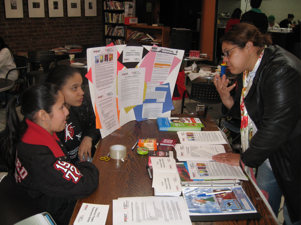 Jackie 'n' the Beanstalk Health Fair