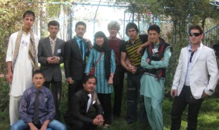 Kabul homies.