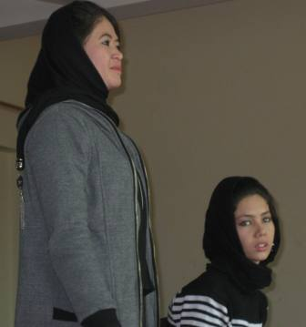 Stand tall Fatima.
