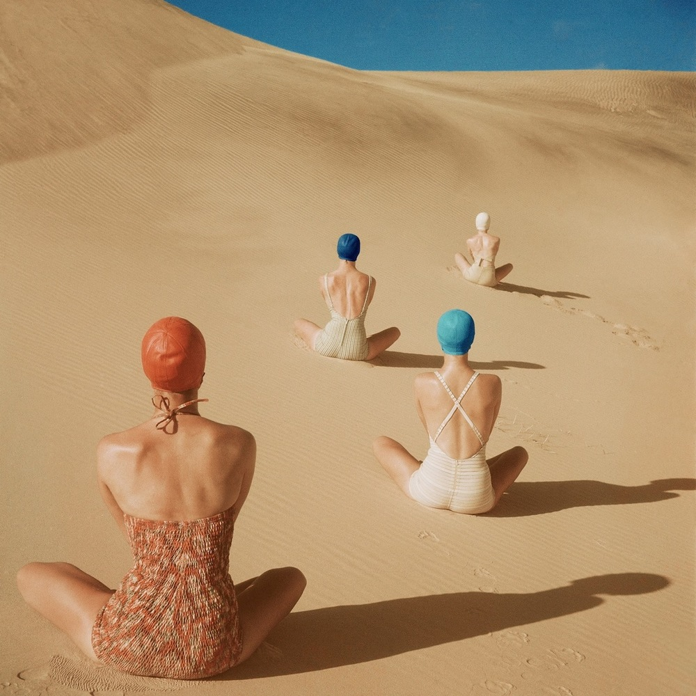 misswallflower :      by Clifford Coffin, Vogue, June 1949