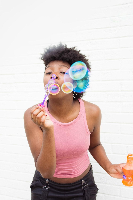 Blowin' Bubbles