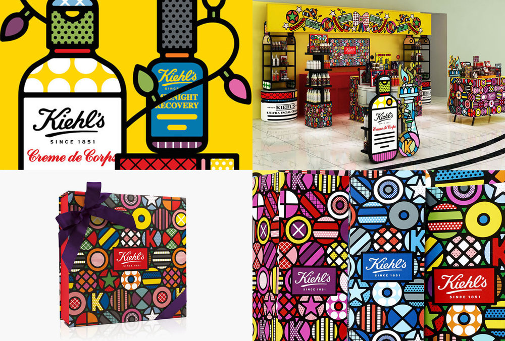 Kiehl's by Craig and Karl