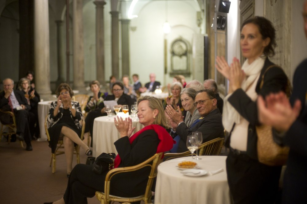 Il restauro di un'opera della De Faveau presentato a Santa Maria del Carmine