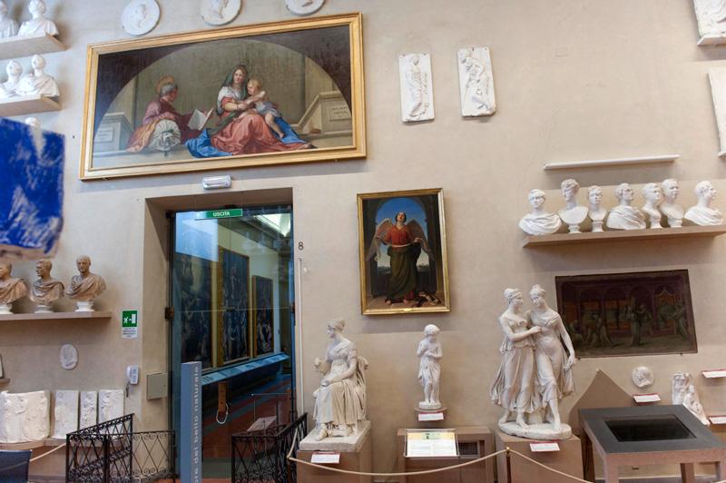 """La """"Madonna del Sarto"""" di Irene Parenti Duclos"""