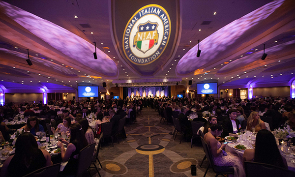 National Italian American Foundation Gala