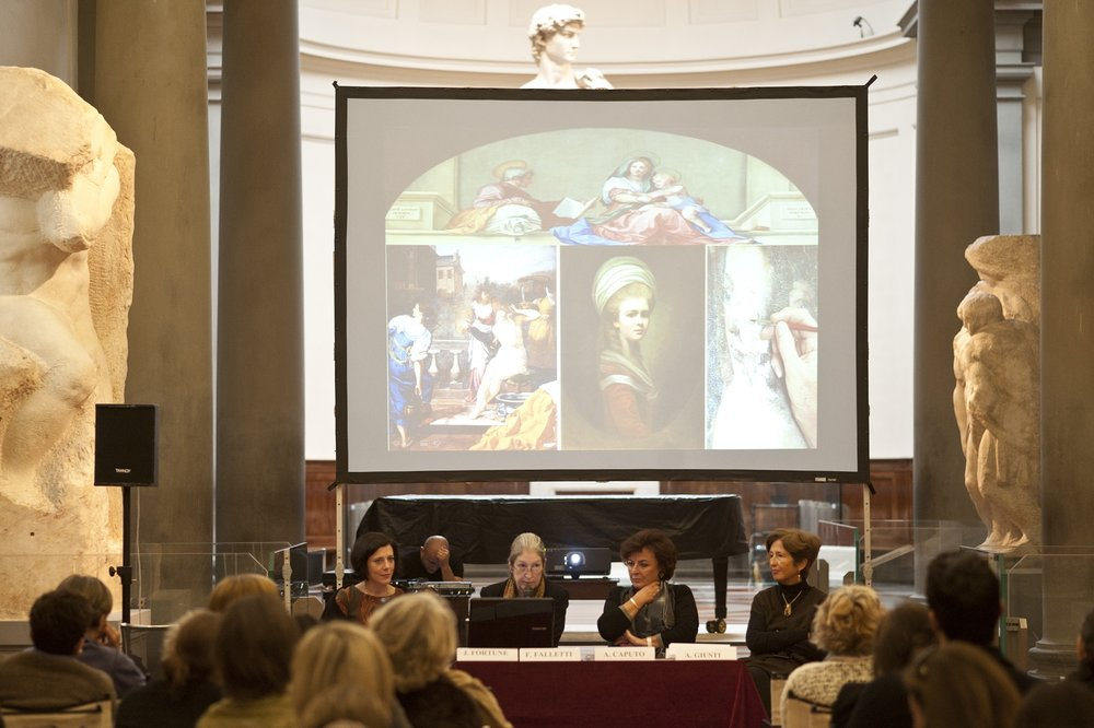 "An conference at the Accademia Gallery on Irene Parenti Duclos       Normal   0       14       false   false   false     IT   X-NONE   X-NONE                                                                                                                                                                                                                                                                                                                                                                                 /* Style Definitions */  table.MsoNormalTable 	{mso-style-name:""Tabella normale""; 	mso-tstyle-rowband-size:0; 	mso-tstyle-colband-size:0; 	mso-style-noshow:yes; 	mso-style-priority:99; 	mso-style-qformat:yes; 	mso-style-parent:""""; 	mso-padding-alt:0cm 5.4pt 0cm 5.4pt; 	mso-para-margin-top:0cm; 	mso-para-margin-right:0cm; 	mso-para-margin-bottom:10.0pt; 	mso-para-margin-left:0cm; 	line-height:115%; 	mso-pagination:widow-orphan; 	font-size:11.0pt; 	font-family:""Calibri"",""sans-serif""; 	mso-ascii-font-family:Calibri; 	mso-ascii-theme-font:minor-latin; 	mso-fareast-font-family:""Times New Roman""; 	mso-fareast-theme-font:minor-fareast; 	mso-hansi-font-family:Calibri; 	mso-hansi-theme-font:minor-latin;}         Normal   0       14       false   false   false     IT   X-NONE   X-NONE                                                                                                                                                                                                                                                                                                                                                                          /* Style Definitions */  table.MsoNormalTable 	{mso-style-name:""Tabella normale""; 	mso-tstyle-rowband-size:0; 	mso-tstyle-colband-size:0; 	mso-style-noshow:yes; 	mso-style-priority:99; 	mso-style-qformat:yes; 	mso-style-parent:""""; 	mso-padding-alt:0cm 5.4pt 0cm 5.4pt; 	mso-para-margin-top:0cm; 	mso-para-margin-right:0cm; 	mso-para-margin-bottom:10.0pt; 	mso-para-margin-left:0cm; 	line-height:115%; 	mso-pagination:widow-orphan; 	font-size:11.0pt; 	font-family:""Calibri"",""sans-serif""; 	mso-ascii-font-family:Calibri; 	mso-ascii-theme-font:minor-latin; 	mso-fareast-font-family:""Times New Roman""; 	mso-fareast-theme-font:minor-fareast; 	mso-hansi-font-family:Calibri; 	mso-hansi-theme-font:minor-latin;}       Normal   0       14       false   false   false     IT   X-NONE   X-NONE                                                                                                                                                                                                                                                                                                                                                                          /* Style Definitions */  table.MsoNormalTable 	{mso-style-name:""Tabella normale""; 	mso-tstyle-rowband-size:0; 	mso-tstyle-colband-size:0; 	mso-style-noshow:yes; 	mso-style-priority:99; 	mso-style-qformat:yes; 	mso-style-parent:""""; 	mso-padding-alt:0cm 5.4pt 0cm 5.4pt; 	mso-para-margin-top:0cm; 	mso-para-margin-right:0cm; 	mso-para-margin-bottom:10.0pt; 	mso-para-margin-left:0cm; 	line-height:115%; 	mso-pagination:widow-orphan; 	font-size:11.0pt; 	font-family:""Calibri"",""sans-serif""; 	mso-ascii-font-family:Calibri; 	mso-ascii-theme-font:minor-latin; 	mso-fareast-font-family:""Times New Roman""; 	mso-fareast-theme-font:minor-fareast; 	mso-hansi-font-family:Calibri; 	mso-hansi-theme-font:minor-latin;}       Normal   0       14       false   false   false     IT   X-NONE   X-NONE                                                                                                                                                                                                                                                                                                                                                                          /* Style Definitions */  table.MsoNormalTable 	{mso-style-name:""Tabella normale""; 	mso-tstyle-rowband-size:0; 	mso-tstyle-colband-size:0; 	mso-style-noshow:yes; 	mso-style-priority:99; 	mso-style-qformat:yes; 	mso-style-parent:""""; 	mso-padding-alt:0cm 5.4pt 0cm 5.4pt; 	mso-para-margin-top:0cm; 	mso-para-margin-right:0cm; 	mso-para-margin-bottom:10.0pt; 	mso-para-margin-left:0cm; 	line-height:115%; 	mso-pagination:widow-orphan; 	font-size:11.0pt; 	font-family:""Calibri"",""sans-serif""; 	mso-ascii-font-family:Calibri; 	mso-ascii-theme-font:minor-latin; 	mso-fareast-font-family:""Times New Roman""; 	mso-fareast-theme-font:minor-fareast; 	mso-hansi-font-family:Calibri; 	mso-hansi-theme-font:minor-latin;}       Normal   0       14       false   false   false     IT   X-NONE   X-NONE                                                                                                                                                                                                                                                                                                                                                                          /* Style Definitions */  table.MsoNormalTable 	{mso-style-name:""Tabella normale""; 	mso-tstyle-rowband-size:0; 	mso-tstyle-colband-size:0; 	mso-style-noshow:yes; 	mso-style-priority:99; 	mso-style-qformat:yes; 	mso-style-parent:""""; 	mso-padding-alt:0cm 5.4pt 0cm 5.4pt; 	mso-para-margin-top:0cm; 	mso-para-margin-right:0cm; 	mso-para-margin-bottom:10.0pt; 	mso-para-margin-left:0cm; 	line-height:115%; 	mso-pagination:widow-orphan; 	font-size:11.0pt; 	font-family:""Calibri"",""sans-serif""; 	mso-ascii-font-family:Calibri; 	mso-ascii-theme-font:minor-latin; 	mso-fareast-font-family:""Times New Roman""; 	mso-fareast-theme-font:minor-fareast; 	mso-hansi-font-family:Calibri; 	mso-hansi-theme-font:minor-latin;}       Normal   0       14       false   false   false     IT   X-NONE   X-NONE                                                                                                                                                                                                                                                                                                                                                                          /* Style Definitions */  table.MsoNormalTable 	{mso-style-name:""Tabella normale""; 	mso-tstyle-rowband-size:0; 	mso-tstyle-colband-size:0; 	mso-style-noshow:yes; 	mso-style-priority:99; 	mso-style-qformat:yes; 	mso-style-parent:""""; 	mso-padding-alt:0cm 5.4pt 0cm 5.4pt; 	mso-para-margin-top:0cm; 	mso-para-margin-right:0cm; 	mso-para-margin-bottom:10.0pt; 	mso-para-margin-left:0cm; 	line-height:115%; 	mso-pagination:widow-orphan; 	font-size:11.0pt; 	font-family:""Calibri"",""sans-serif""; 	mso-ascii-font-family:Calibri; 	mso-ascii-theme-font:minor-latin; 	mso-fareast-font-family:""Times New Roman""; 	mso-fareast-theme-font:minor-fareast; 	mso-hansi-font-family:Calibri; 	mso-hansi-theme-font:minor-latin;}         Normal   0       14       false   false   false     IT   X-NONE   X-NONE                                                                                                                                                                                                                                                                                                                                                                          /* Style Definitions */  table.MsoNormalTable 	{mso-style-name:""Tabella normale""; 	mso-tstyle-rowband-size:0; 	mso-tstyle-colband-size:0; 	mso-style-noshow:yes; 	mso-style-priority:99; 	mso-style-qformat:yes; 	mso-style-parent:""""; 	mso-padding-alt:0cm 5.4pt 0cm 5.4pt; 	mso-para-margin-top:0cm; 	mso-para-margin-right:0cm; 	mso-para-margin-bottom:10.0pt; 	mso-para-margin-left:0cm; 	line-height:115%; 	mso-pagination:widow-orphan; 	font-size:11.0pt; 	font-family:""Calibri"",""sans-serif""; 	mso-ascii-font-family:Calibri; 	mso-ascii-theme-font:minor-latin; 	mso-fareast-font-family:""Times New Roman""; 	mso-fareast-theme-font:minor-fareast; 	mso-hansi-font-family:Calibri; 	mso-hansi-theme-font:minor-latin;}"