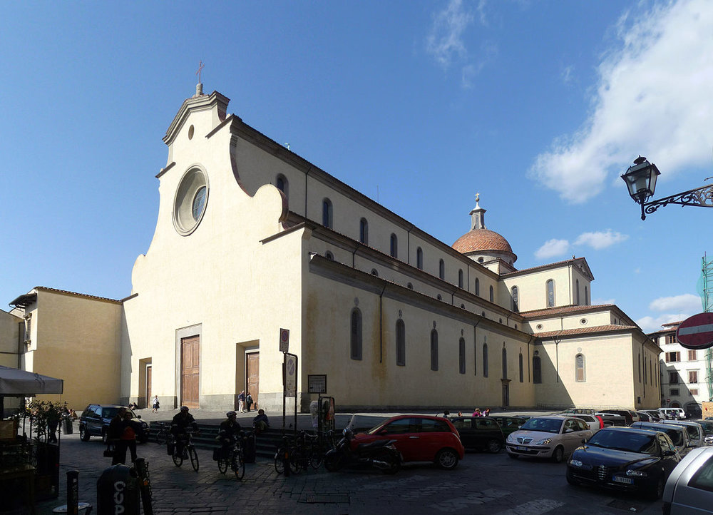 Church of Santo Spirito, Florence