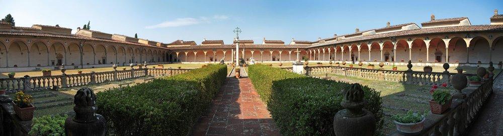 La Certosa di Galuzzo